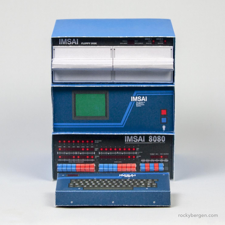 IMSAI 8080- Model