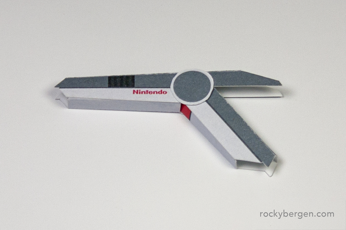 The AVS zapper could be converted to a pointing device.