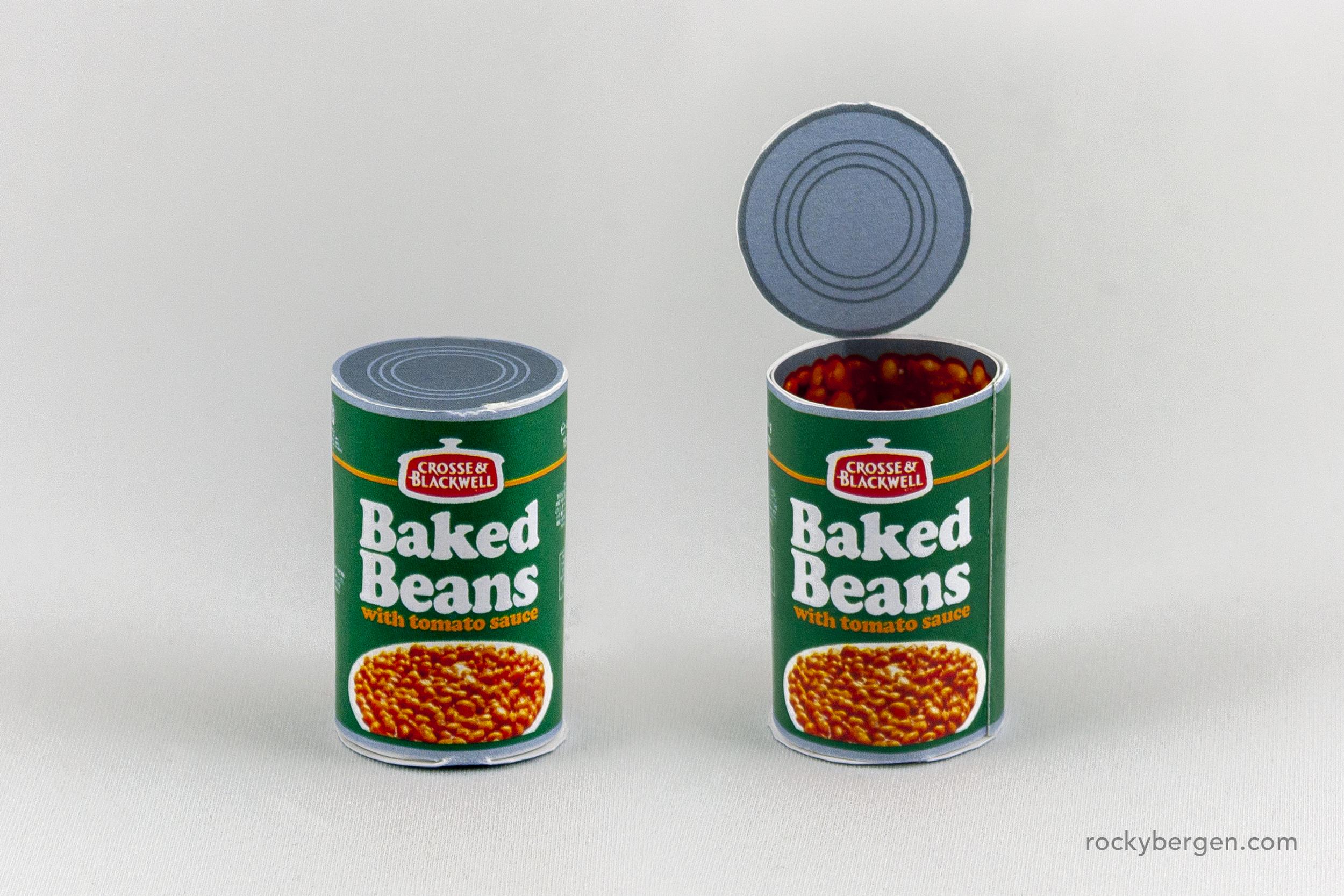 Crosse & Blackwell - Baked Beans