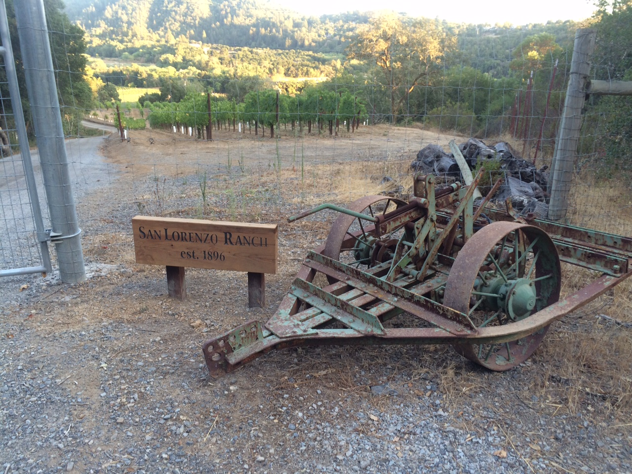 San Lorenzo Ranch