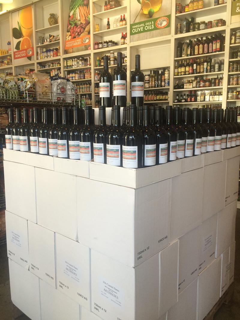 30A Coastal Dunes Wine in Modica Market