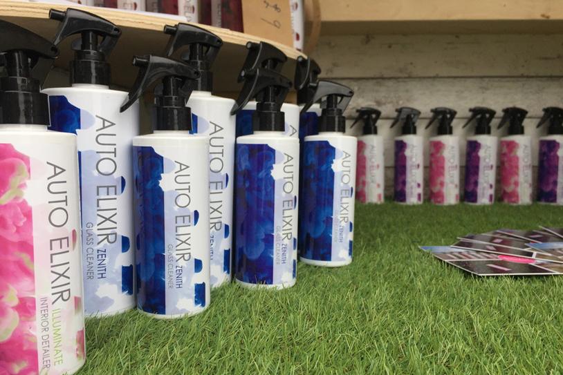 Auto Elixir Products