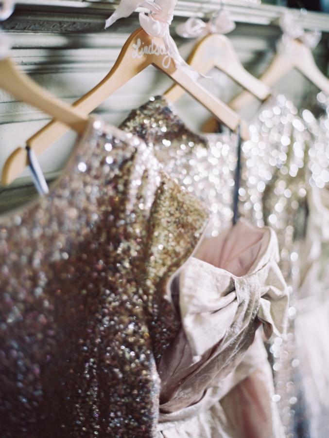 Photography:   Laura Gordon     Bridesmaids' Dresses:   Vera Wang  ,  White House   Black Market
