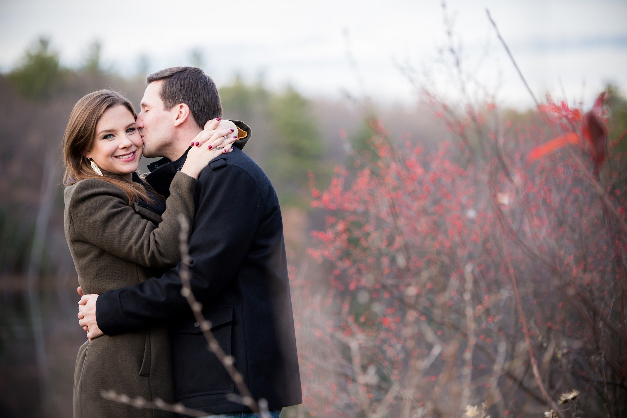 fall foliage engagement | solare photography