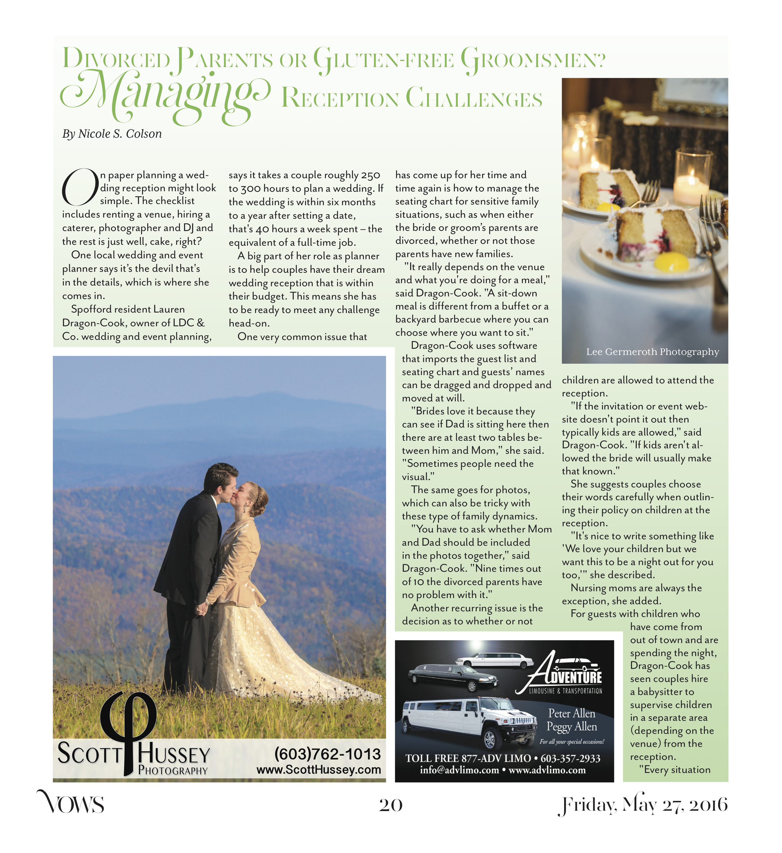 Keene Sentinel Weddings