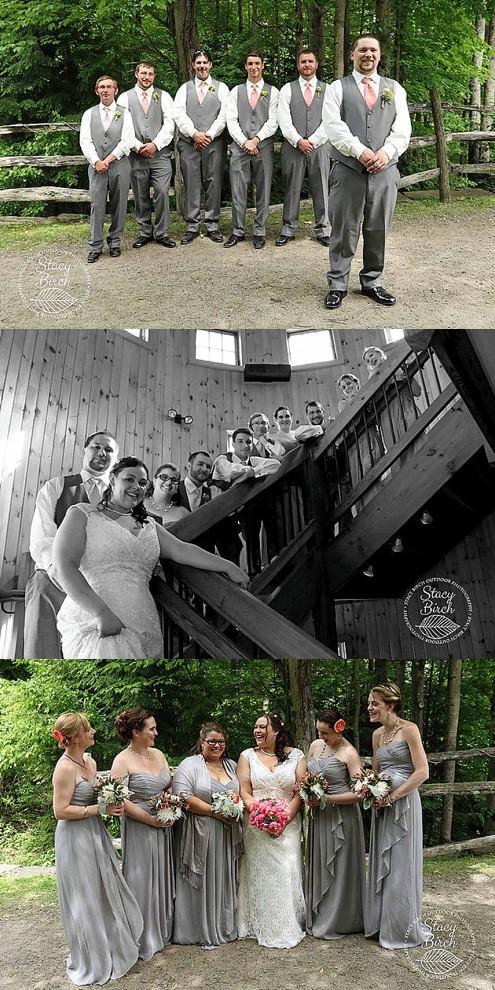 stonewall farm nh wedding party