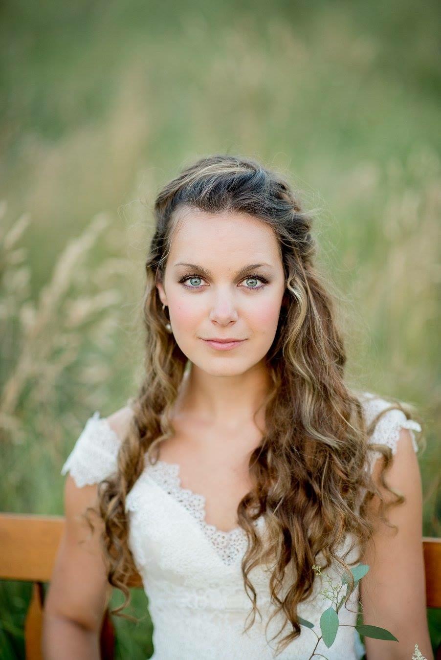 green eyed bride