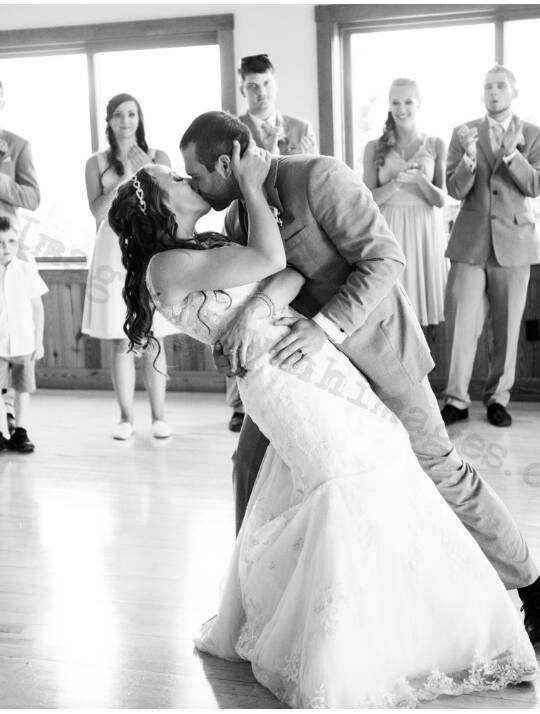 walpole nh bride and groom first dance