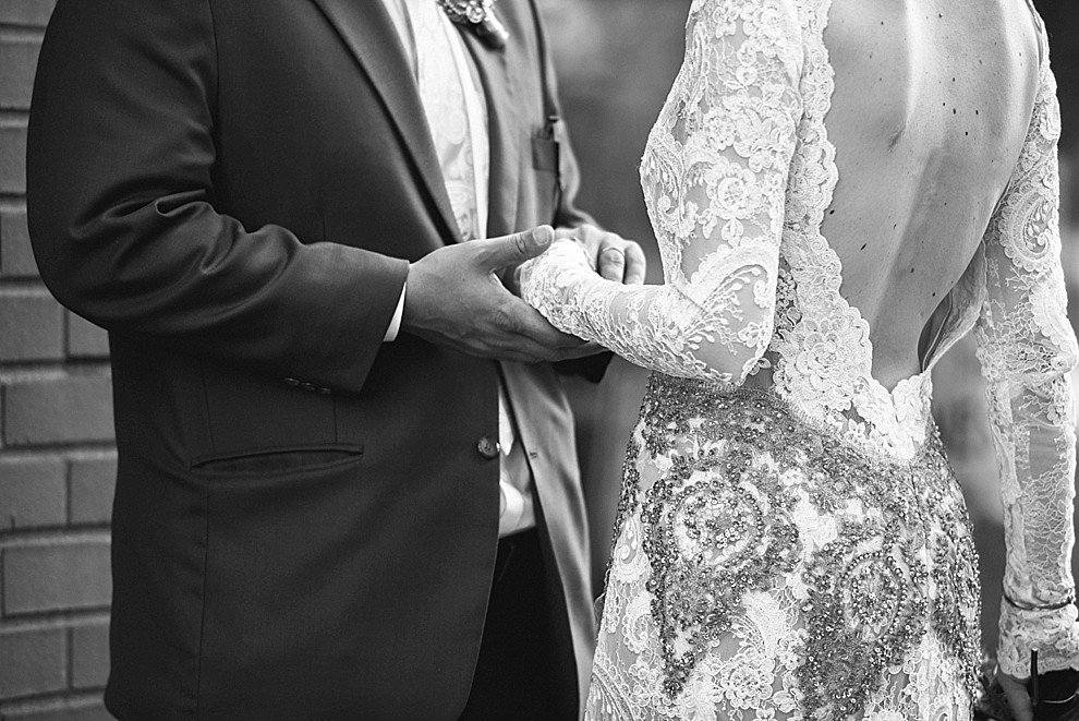 powers photography studio | hand holding