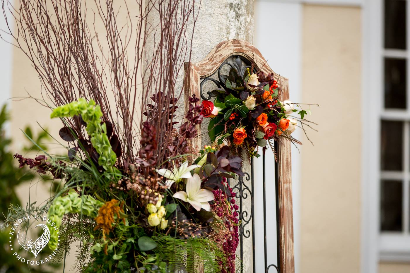 tuscany fall wedding ideas