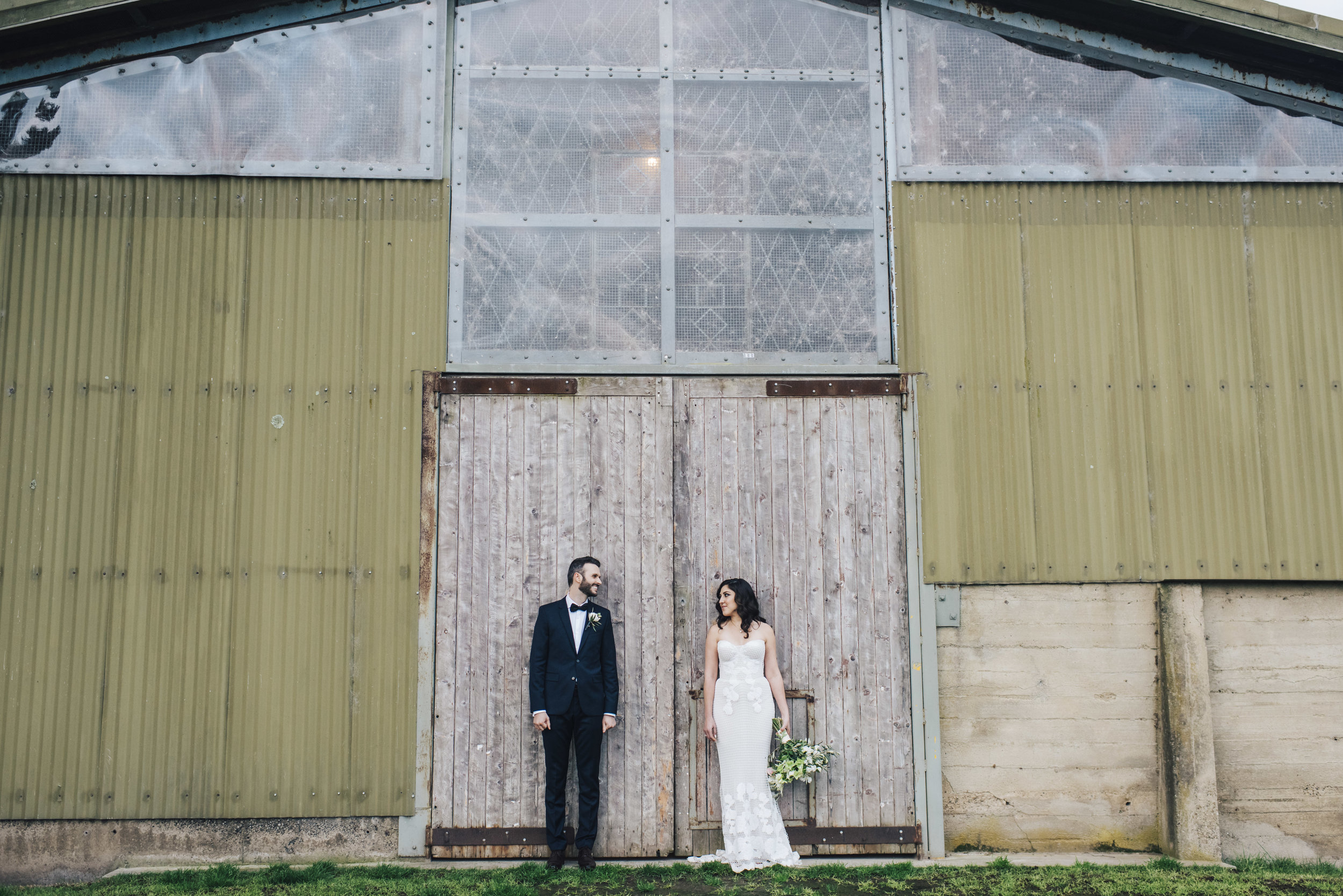 Rustic Chic Vineyard Wedding
