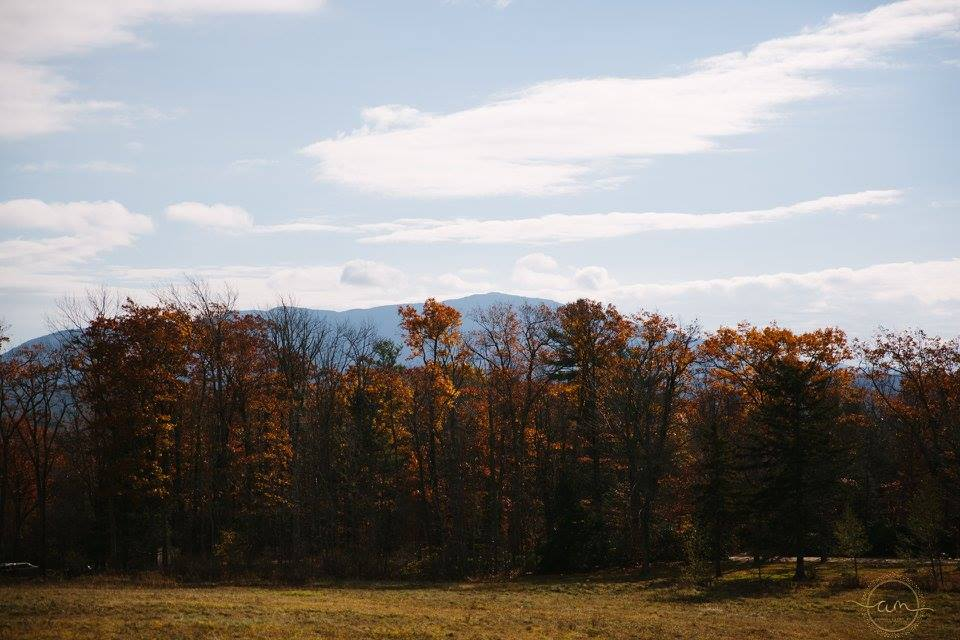 Mount Monadnock - view from Aldworth Manor