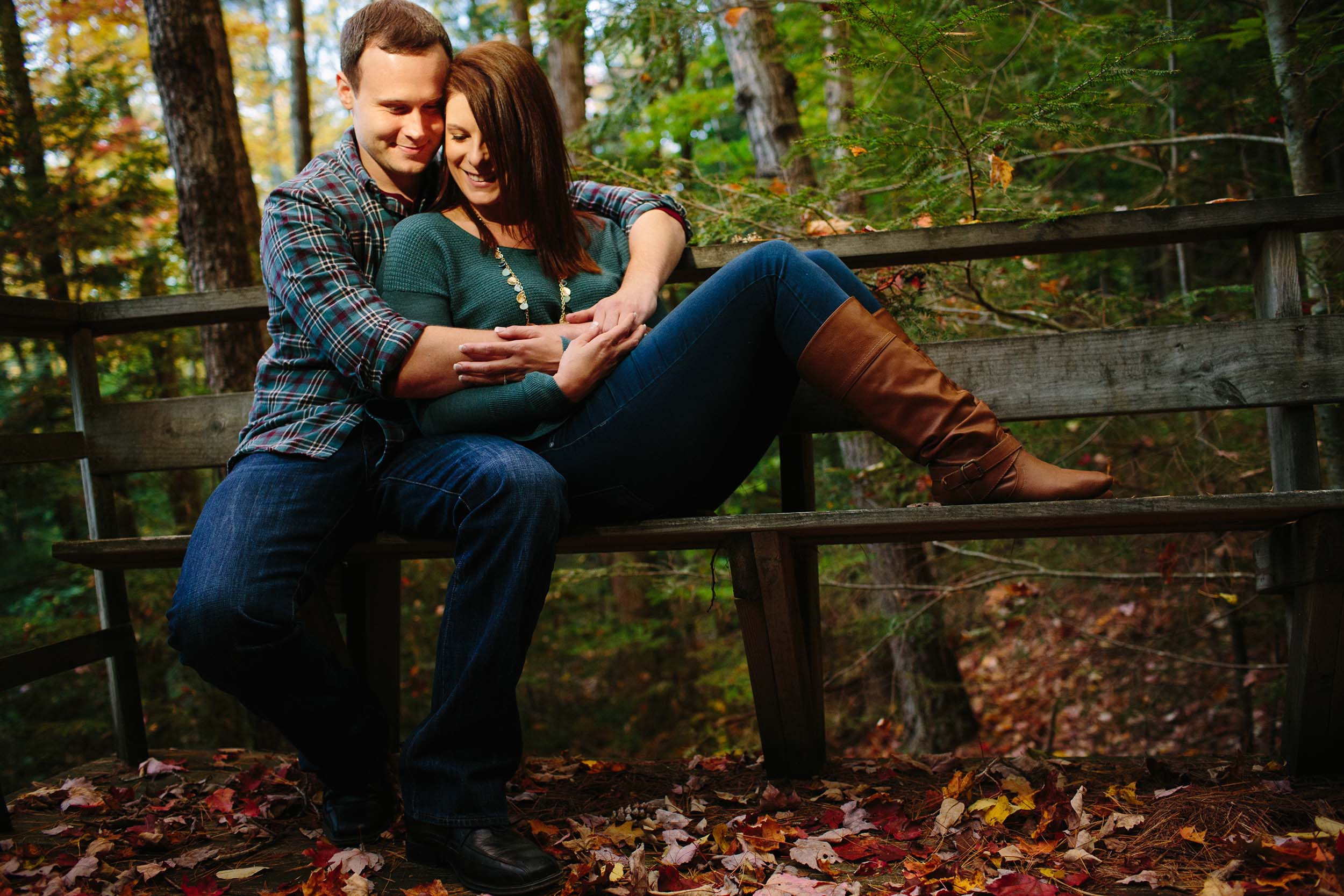 New England Fall Bench Engagement