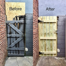 Gate Installation - Fishtown, PA