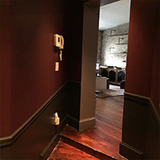 Hallway Renovation, Philadelphia PA
