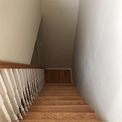Stairwell Refinishing - North Philadelphia, PA