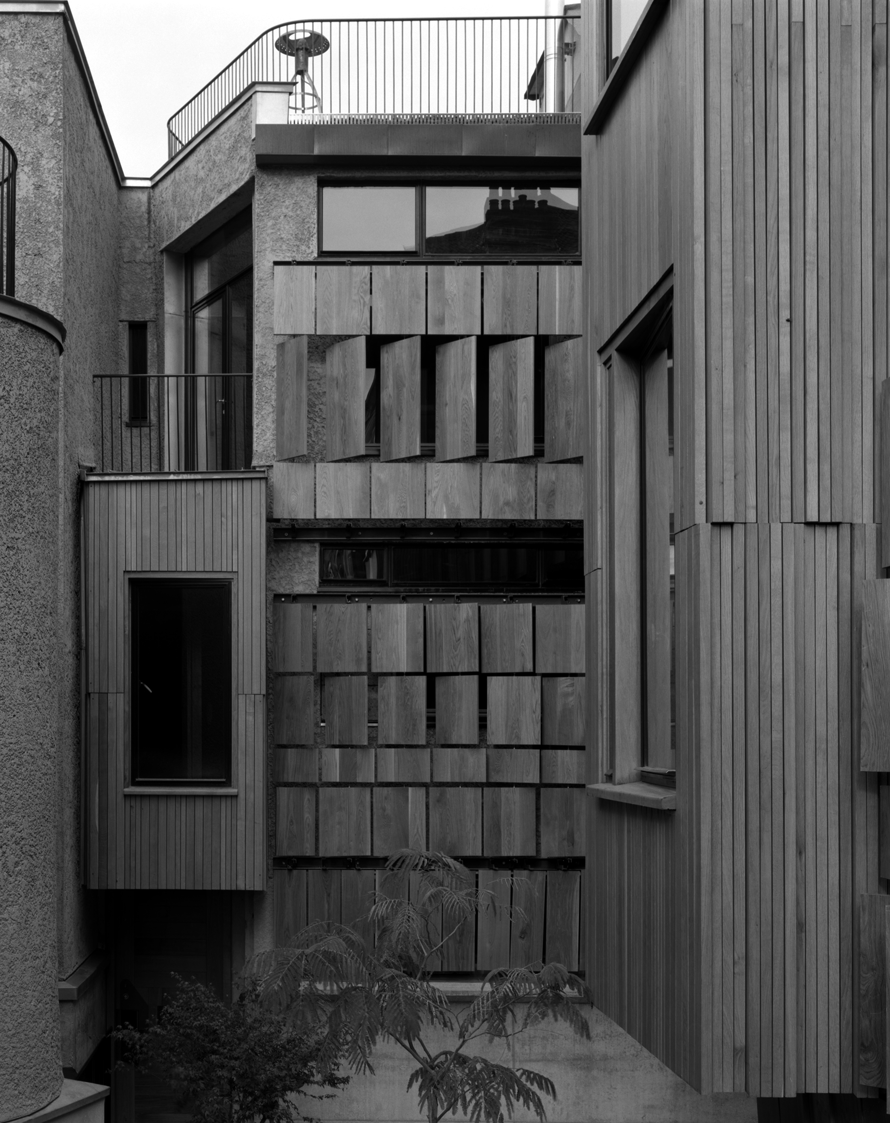Walmer Yard, Winner RIBA National Award 2017. Photography Hélène Binet.