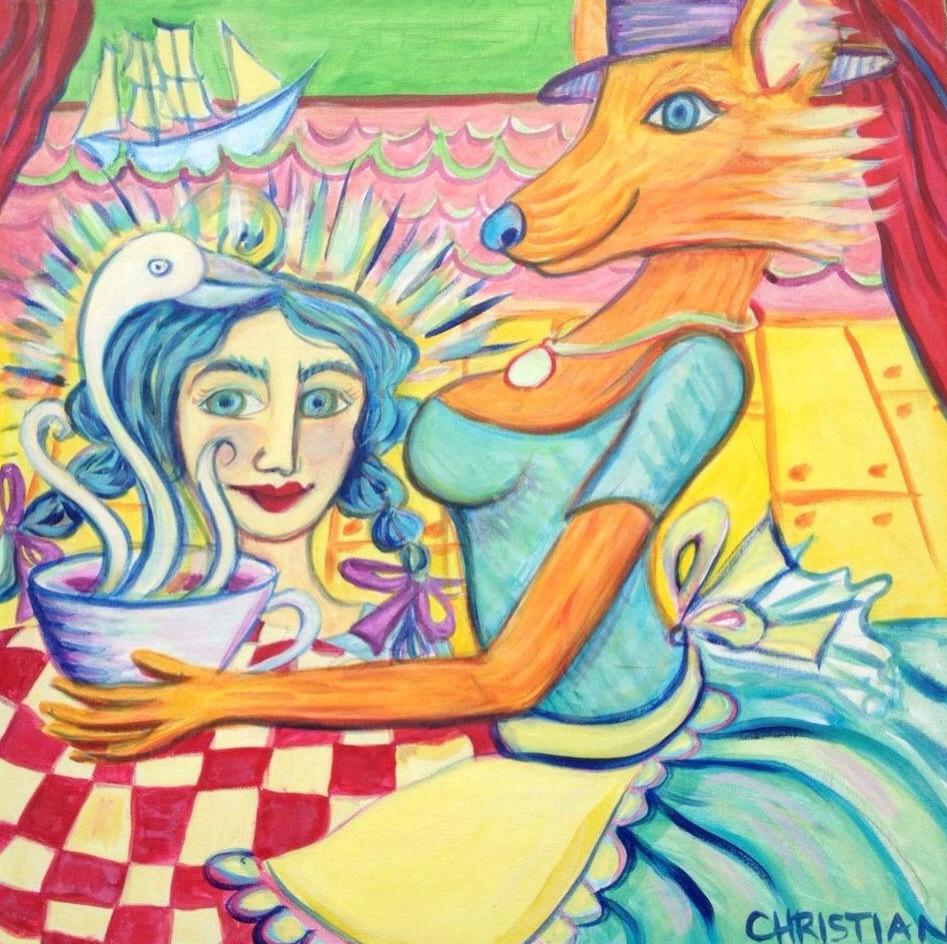 The Seaside Sorceress
