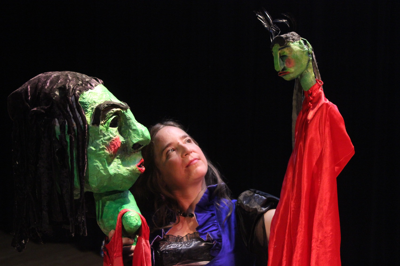 Christian Anne Smith Puppets  Firehouse Olivia and The Dance Teacher 1.JPG