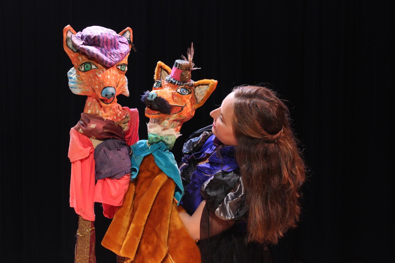 Christian Anne Smith Puppets  Firehouse Hertzog and Sarah Jane, Christian  8.JPG