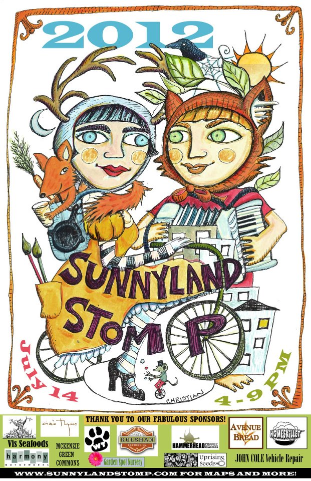 Sunnyland Stomp Poster Image, Finished Piece .jpg