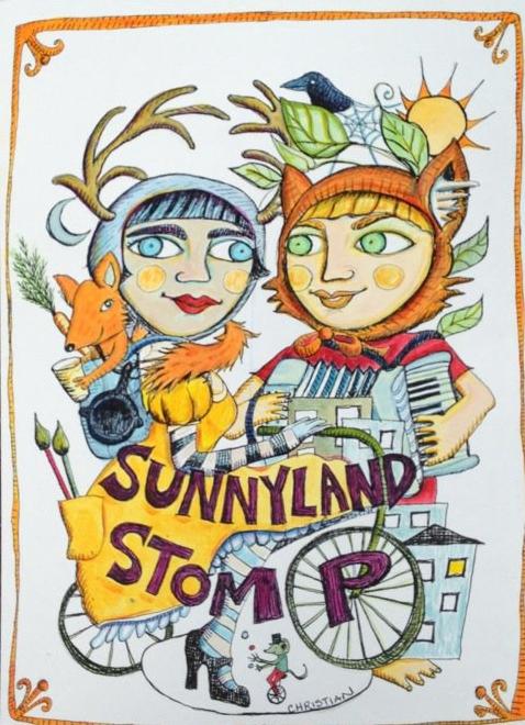 Sunnyland Stomp Poster Image 1.jpg