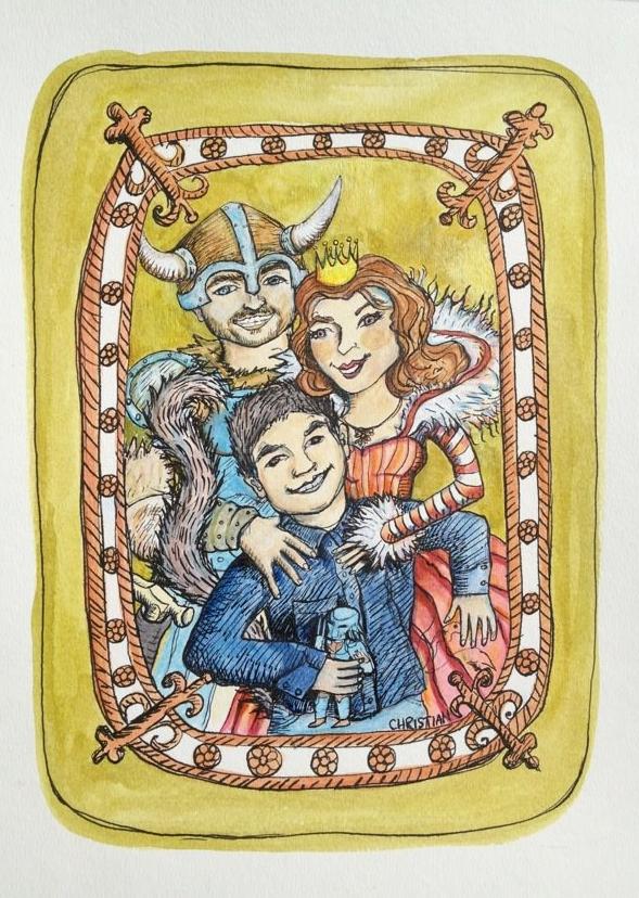 Family Portrait for the Hartmans.jpg