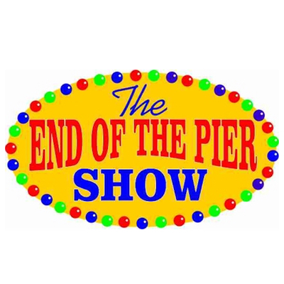 The End of the Pier Show for senior citizens performed by Benjamin Hasker