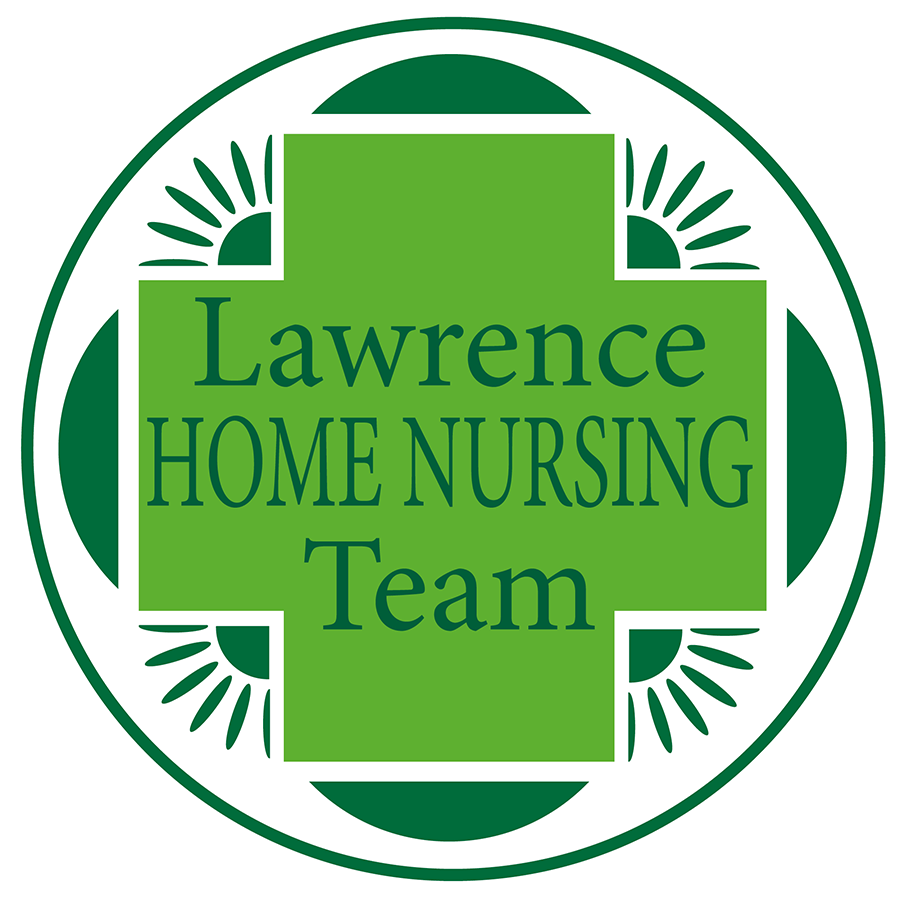 Lawrence Home Nursing Team logo