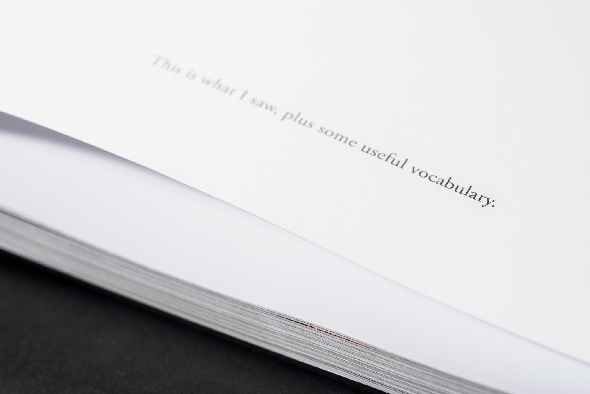 Adobe Garamond font on IGEPA Profibulk 1,1 (150 g/m  2  ) paper