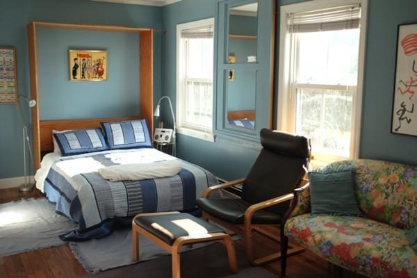 sold - 20 concord square - unit 8 - south end, boston - top floor studio apartment - b.star