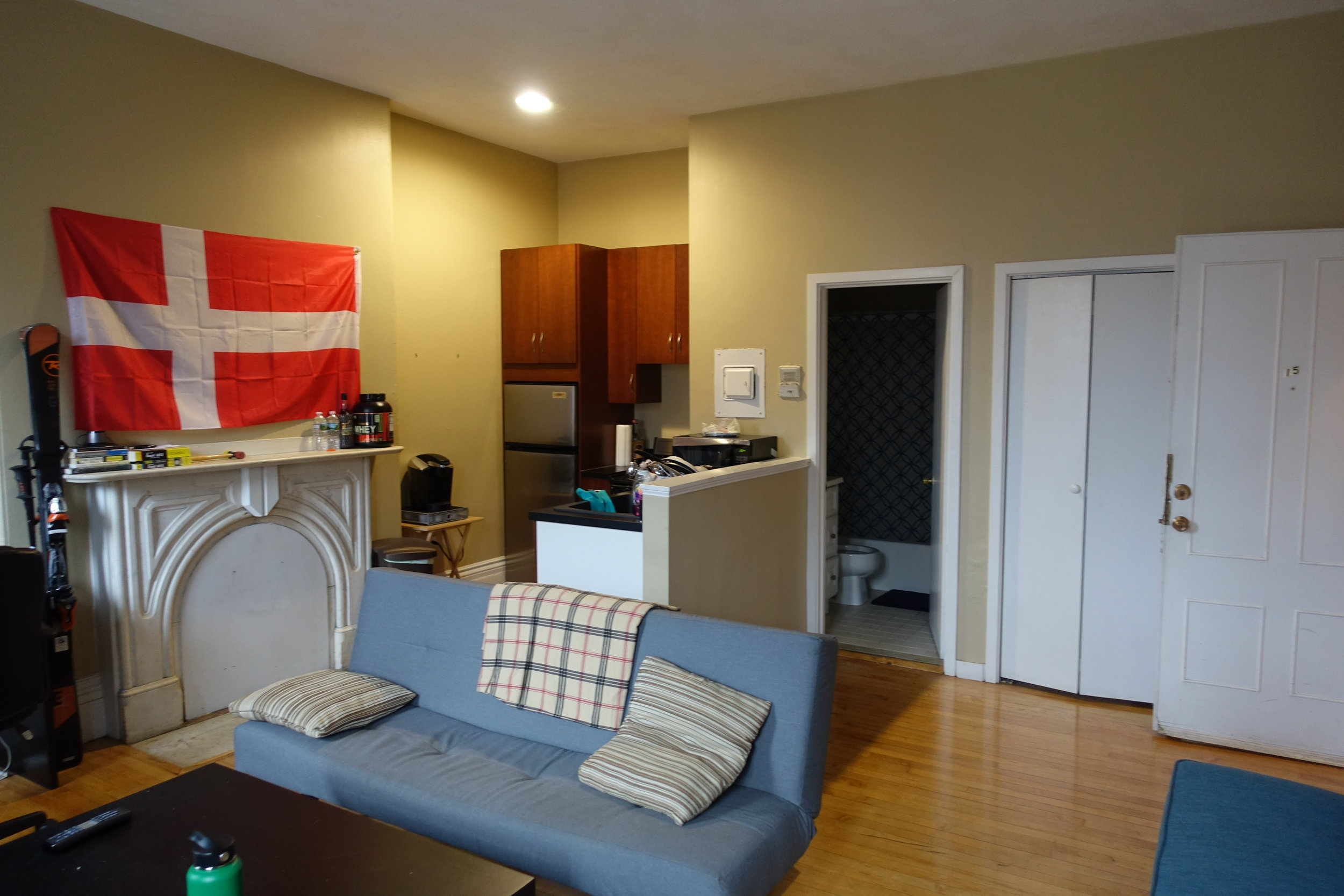 sold - 701-703 massachusetts ave. - unit 15 - south end, boston - 1 bed 1 bath - b.star