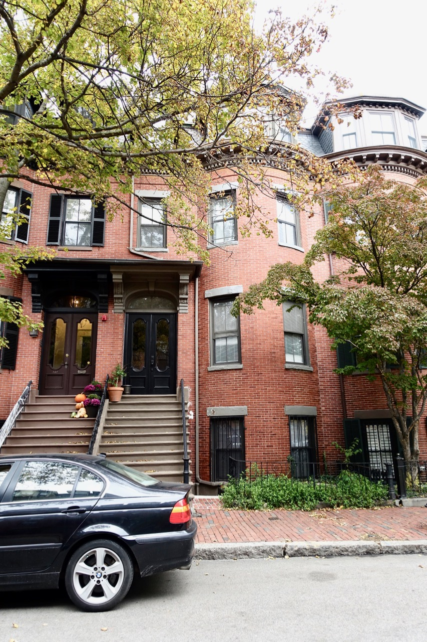 sold - 119 W. Newton Street - Multi-Family Building (4 Units, 2 Parking Spaces) - south end, boston - b.star