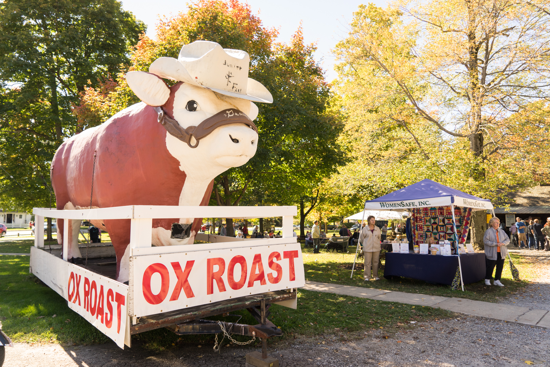 Oxtoberfest is delicious!