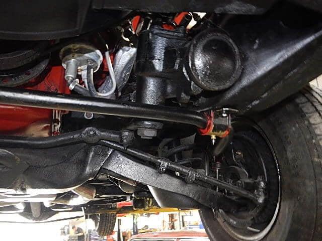 1968 Buick GS power steering powersteering.JPG