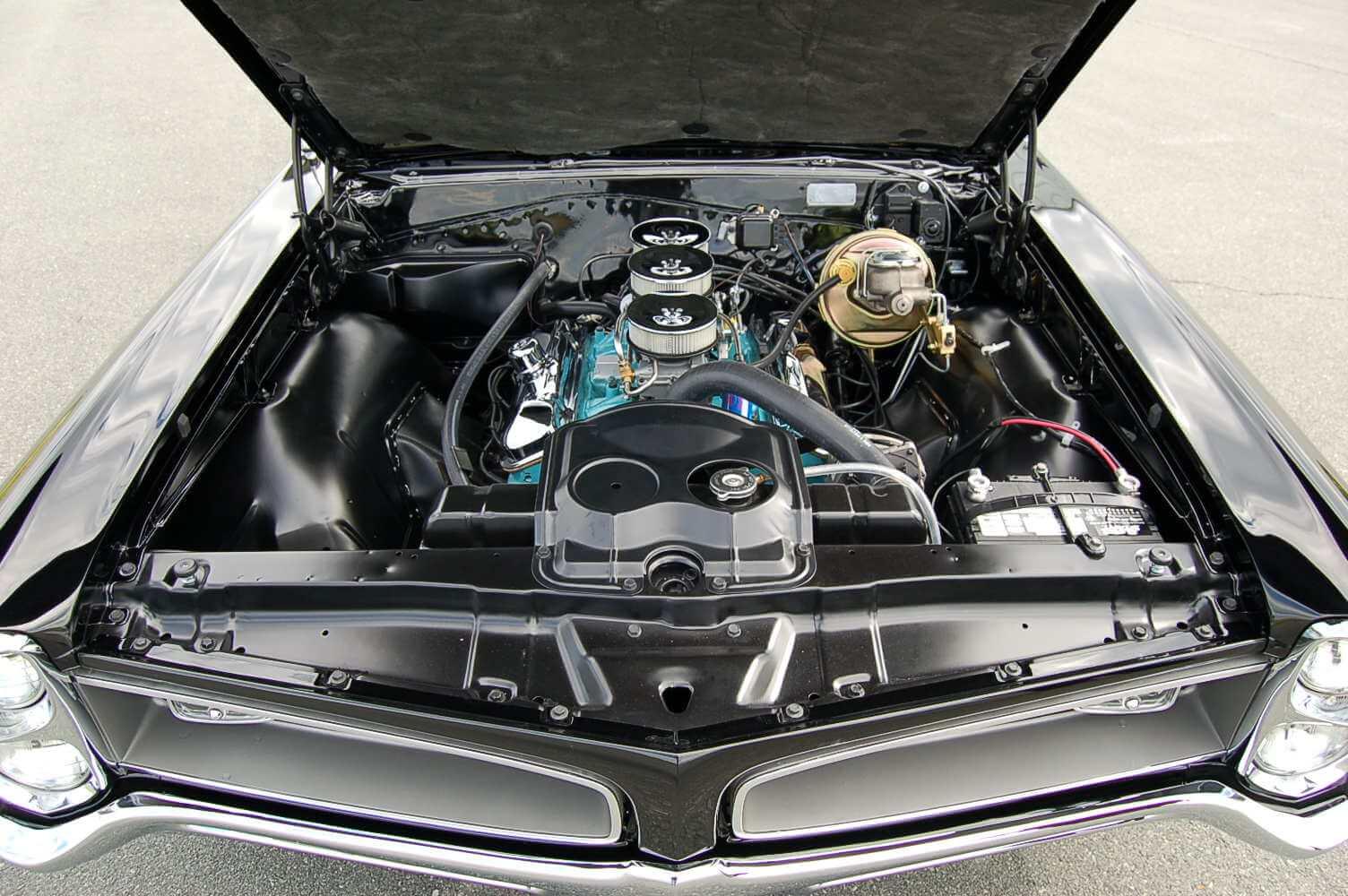 1966 GTO Restored Engine.JPG