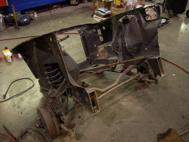1965 Mustang front end.JPG