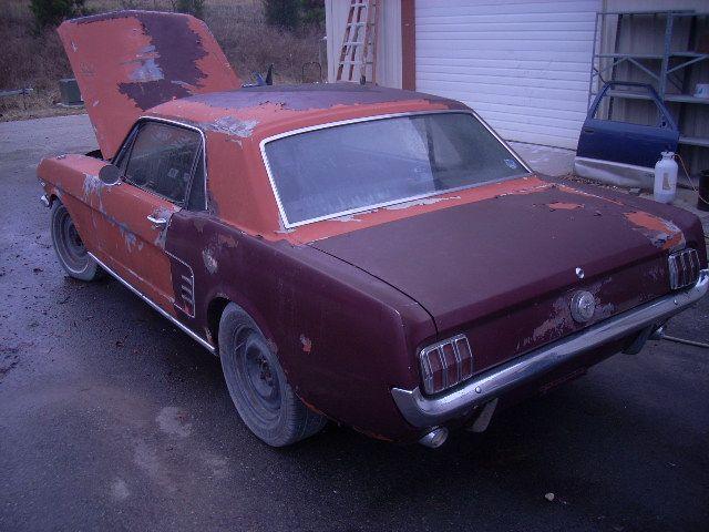 1966 Mustang Frame off restoration 70.jpg
