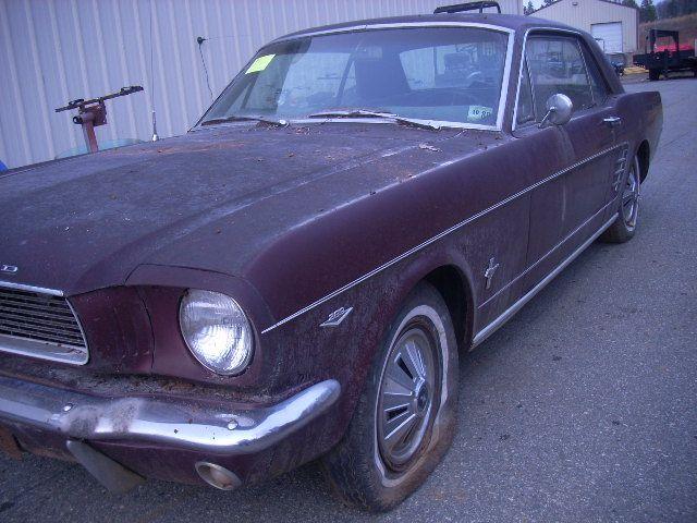 1966 Mustang Frame off restoration 59.jpg