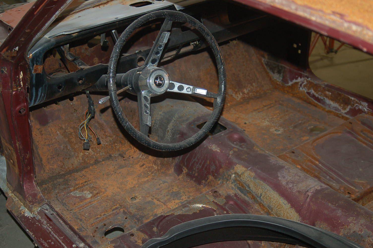 1966 Mustang Frame off restoration 15.jpg