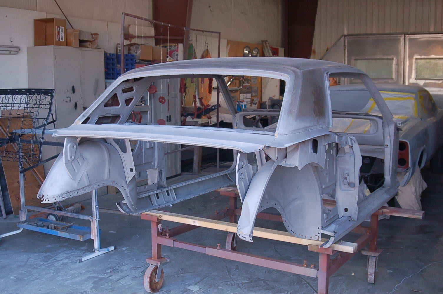 1966 Mustang Frame off restoration 29.jpg