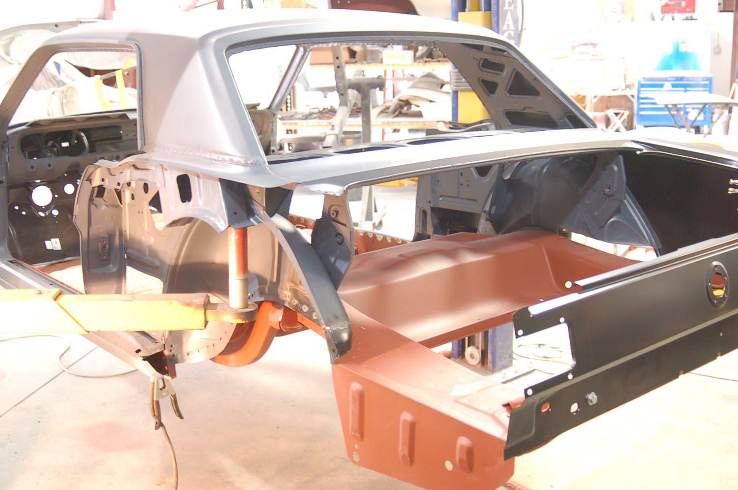 1966 Mustang Frame off restoration 44.jpg