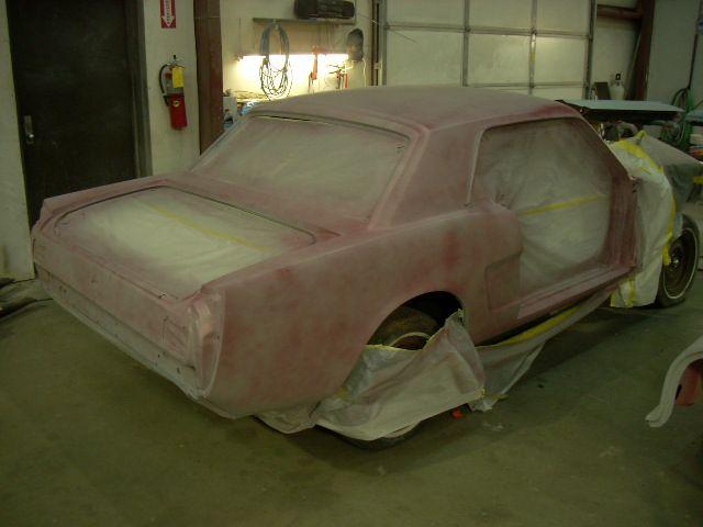 1966 Mustang Frame off restoration 107.jpg