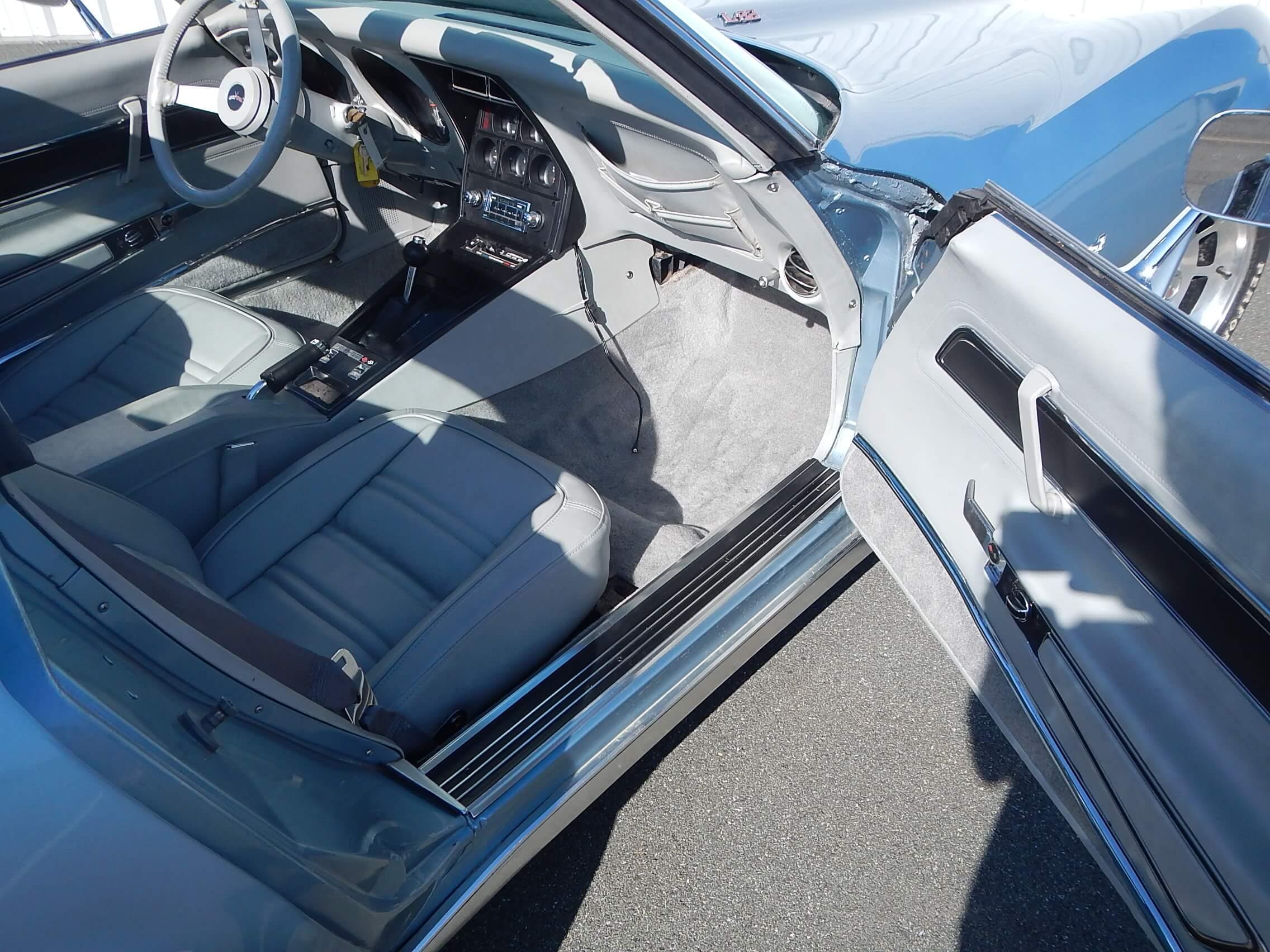 1977 Corvette Coupe restoration 59.JPG