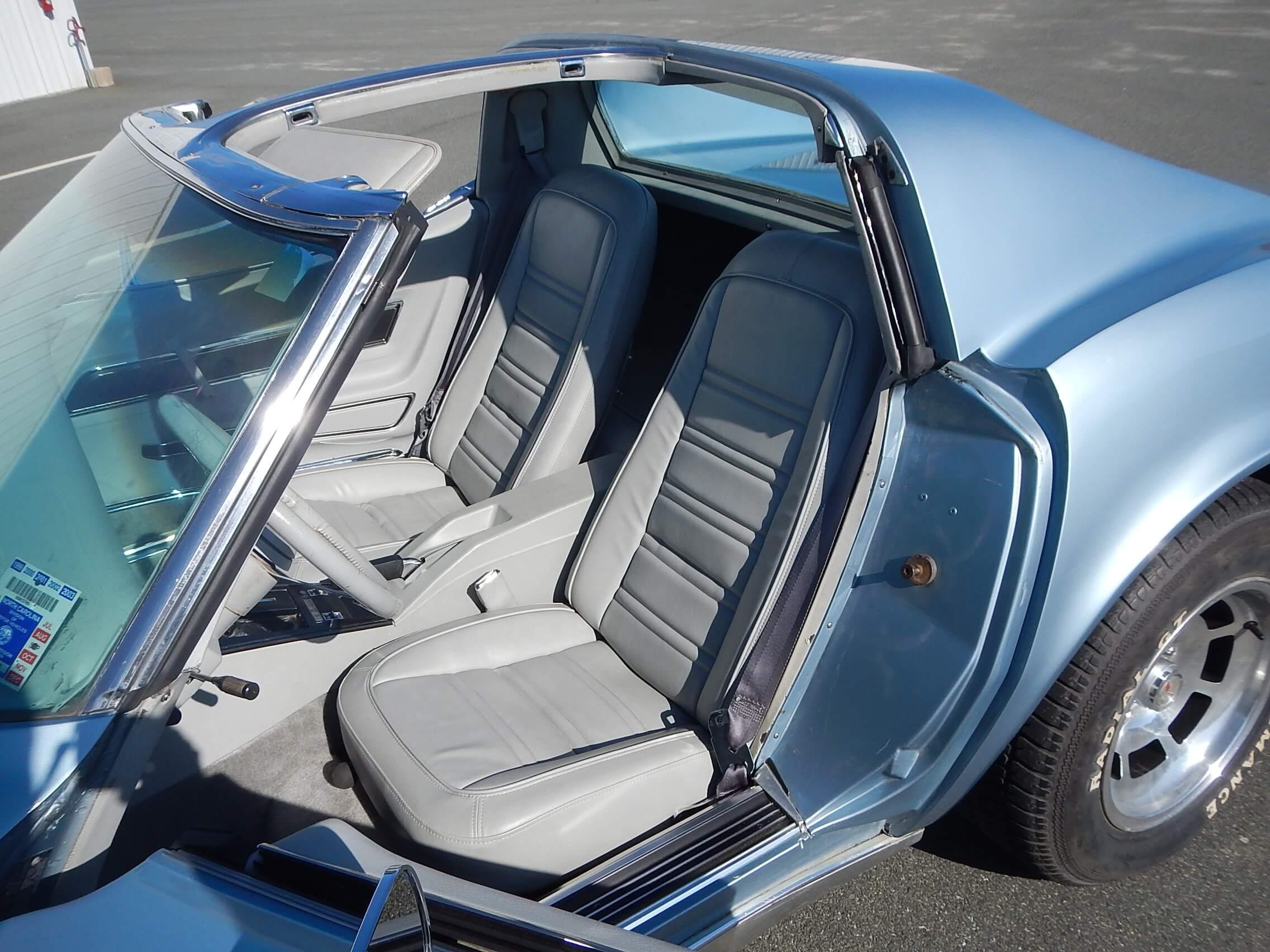 1977 Corvette Coupe restoration 66.JPG