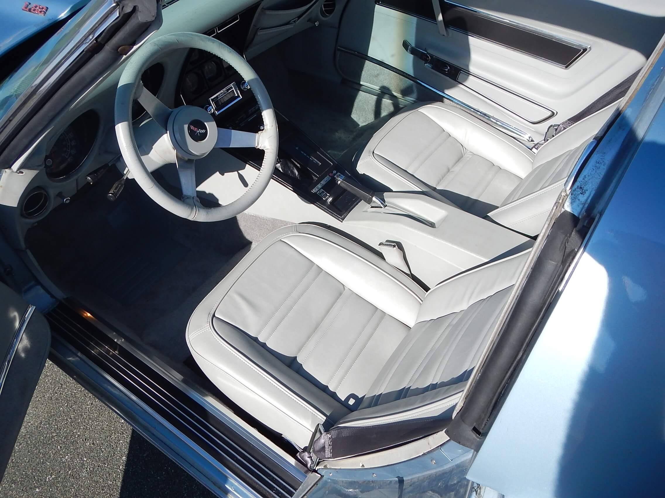 1977 Corvette Coupe restoration 68.JPG