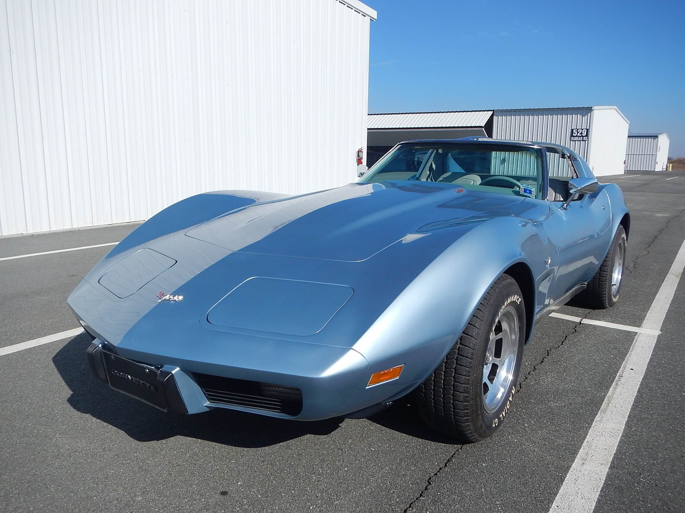 1977 Corvette Coupe restoration 37.JPG