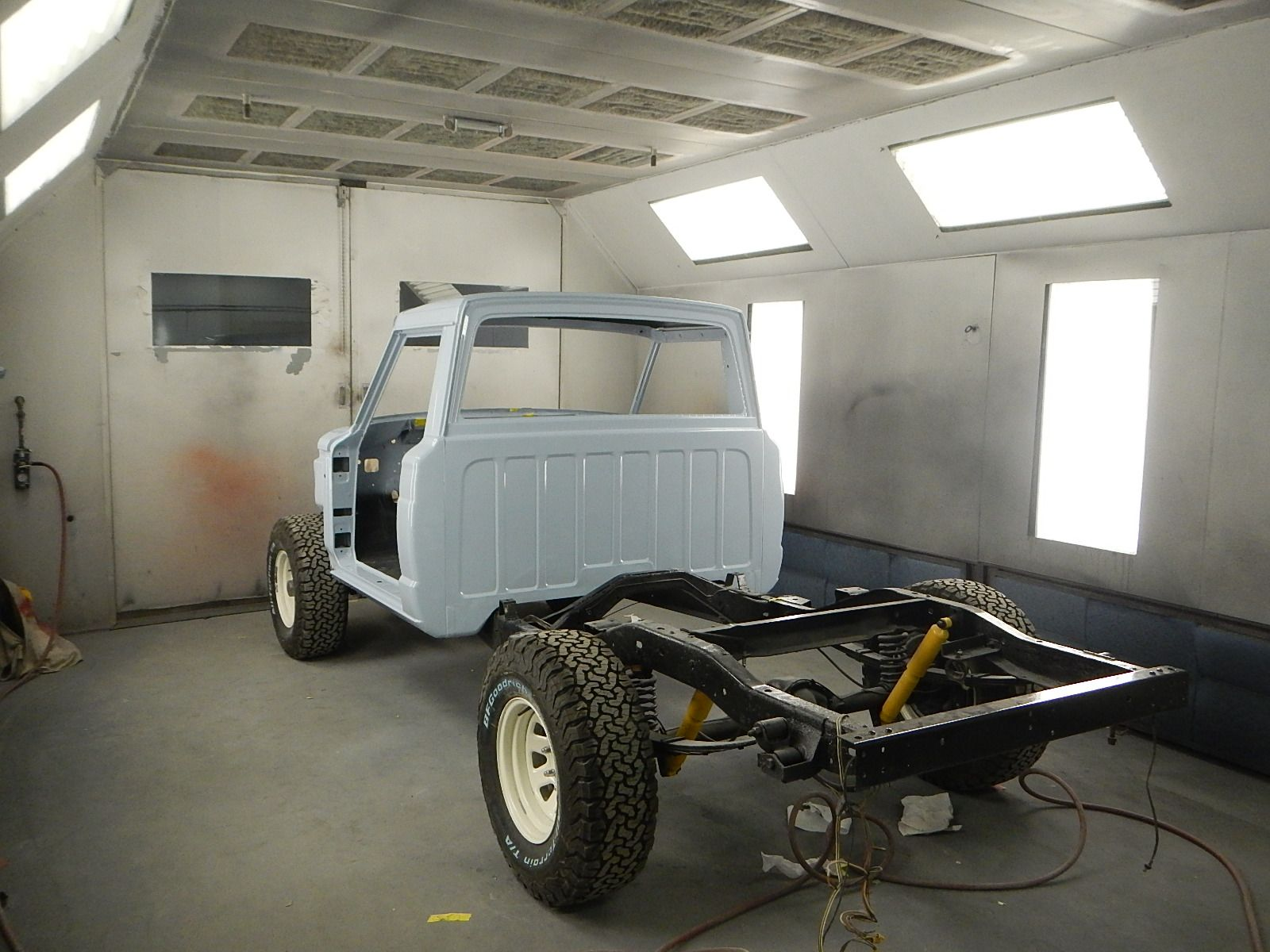 1979 Jeep J-10 Honcho restore 4x4 parts 054.jpg