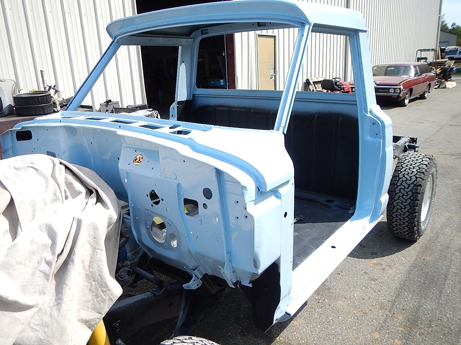 1979 Jeep J-10 Honcho restore 4x4 parts 060.jpg