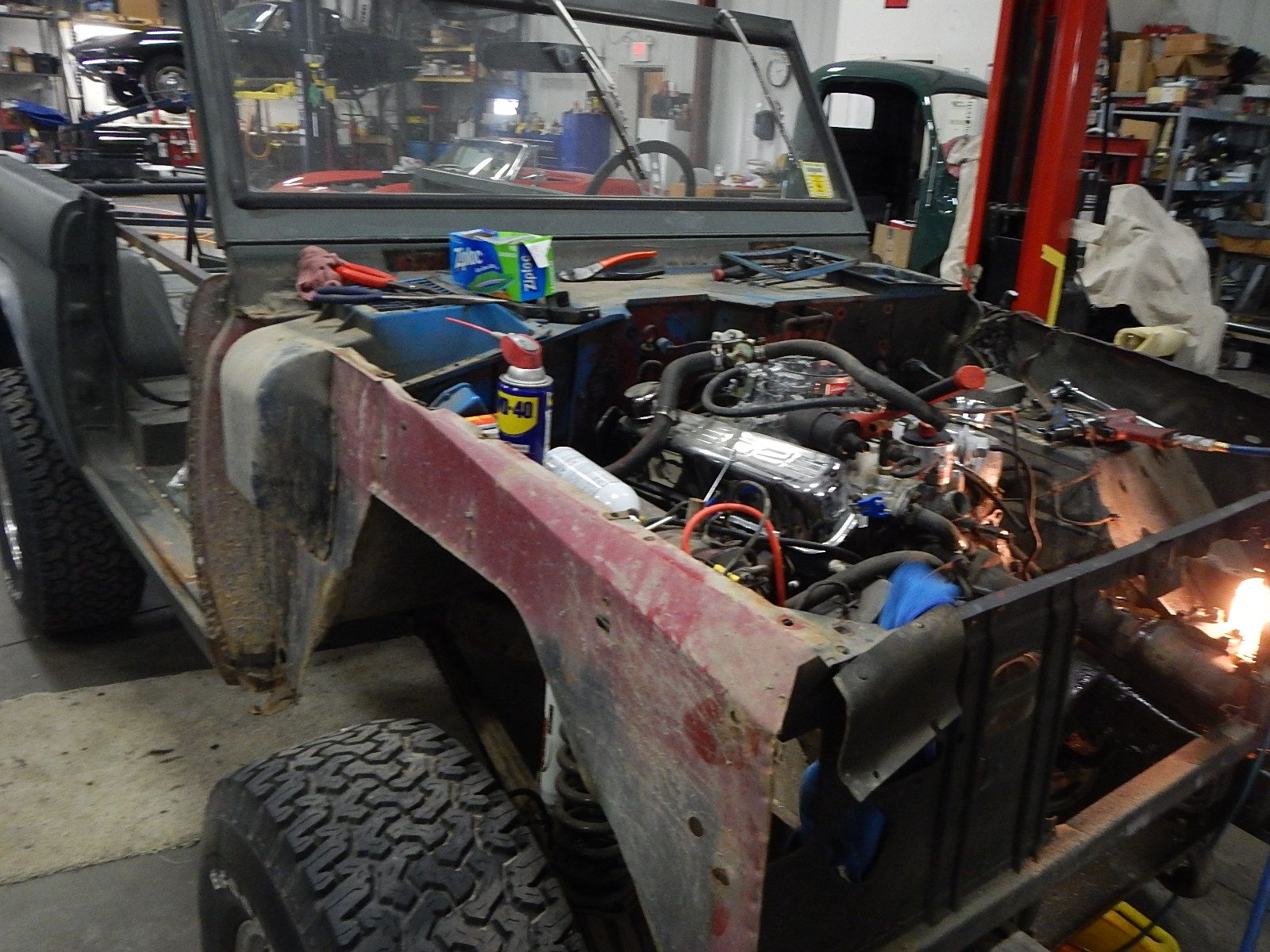 1972 Bronco restoration dis assembly 036.jpg